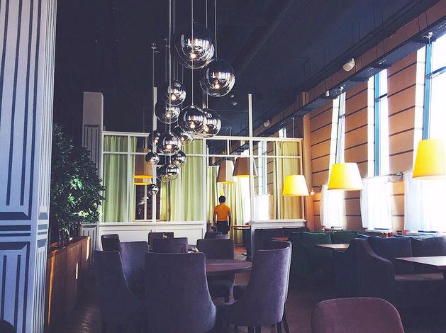 На Уралмаше открывается ресторанный комплекс из трех заведений