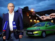 Презентация Lada Vesta в Нижнем Новгороде состоится вечером 24 ноября