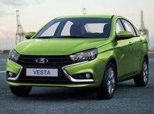 Дилеры в Нижнем Новгороде открыли продажи новой Lada Vesta
