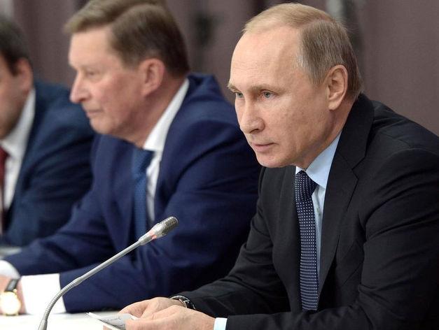 Пять цитат Путина об импортозамещении