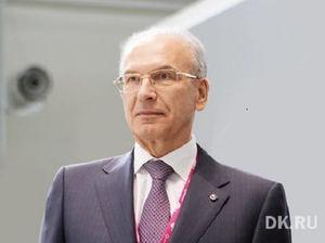 «Человеком года-2015» стал Владимир Черкашин, Уральский банк Сбербанка. Онлайн-трансляция