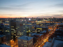 В центре Екатеринбурга появится улица Царская