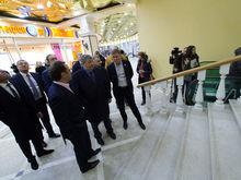 В Екатеринбурге открылся торговый центр «ПАССАЖ» / фоторепортаж