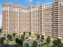 «Английский квартал» в Левенцовском микрорайоне растет