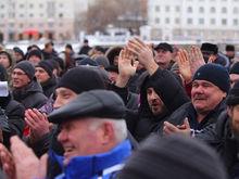 Дальнобойщики на Урале объединятся в профсоюз для борьбы с «Платоном»