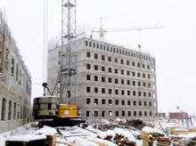 Красноярская компания достроит перинатальный центр в Абакане