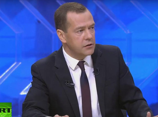 Цитата дня. Медведев рассказал о возможной войне с Турцией