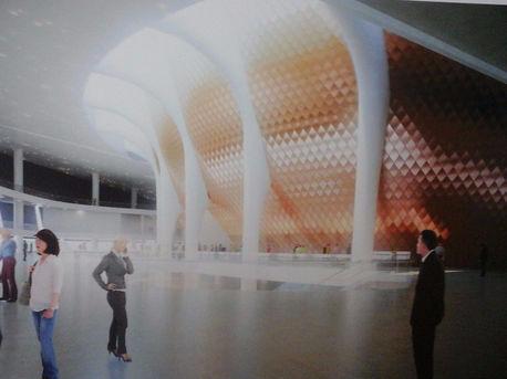 Екатеринбург занял третье место в России по объему выставочных площадей