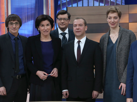 Итоги года от Медведева. О чем говорил премьер в своем выступлении?