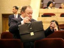 Новосибирский парламент избрал представителя региона в Совете Федерации РФ