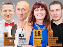 DK.RU впервые представляет рейтинг event-агентств Челябинска. Кто является лидерами рынка?