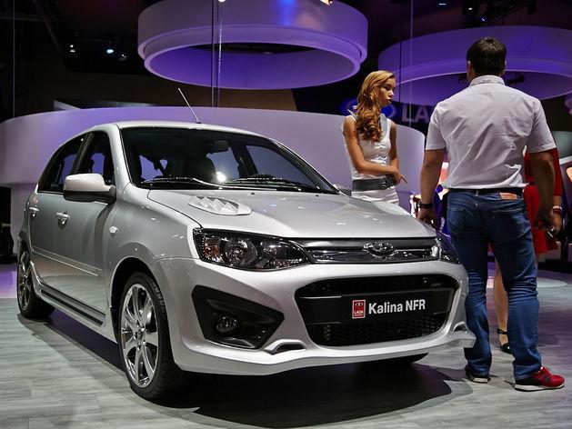В России начались продажи самой мощной модели Lada ограниченной серии