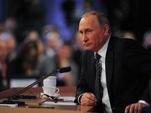 Путин предложил отменить транспортный налог для грузовиков из-за системы «Платон»