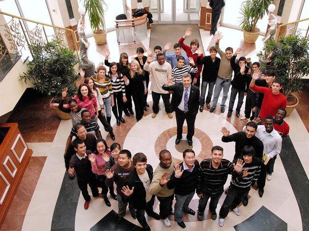 В Екатеринбурге резко выросло число желающих учиться за границей