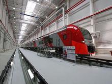Siemens полностью локализовал производство уральских электровозов
