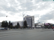 В Екатеринбурге представят проект нового корпуса УрГЭУ