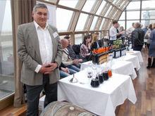 В Азов съехались виноделы на предновогоднюю выставку-дегустацию