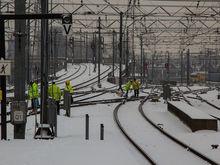 В Челябинской области из-за аварии на железной дороге были остановлены поезда