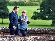 The Times: Меркель передала британской разведке сведения о Путине