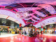 В ТРЦ «Мармелад» - «Лучшая новогодняя атмосфера»