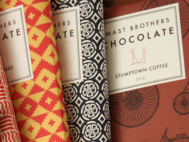 Шоколад братьев Маст
