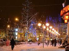 Афиша на новогодние каникулы в Нижнем Новгороде