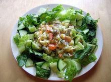 Топ-менеджеры Нижегородского масложирового комбината поделились рецептами любимых салатов