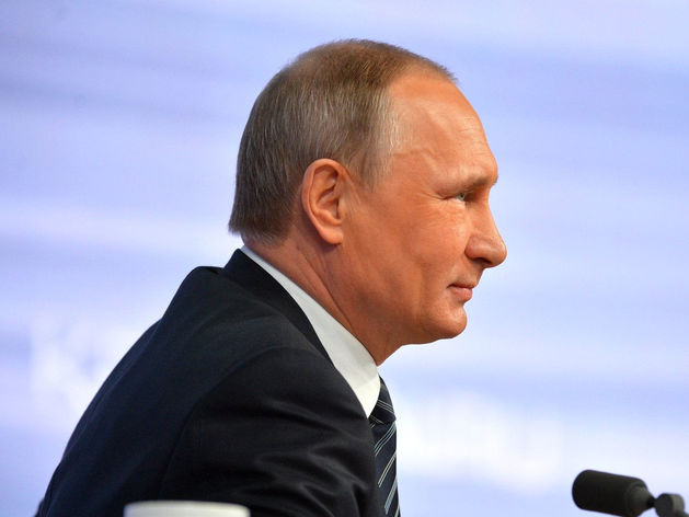 О чем говорил Путин в своем поздравлении мировых лидеров с Новым годом?