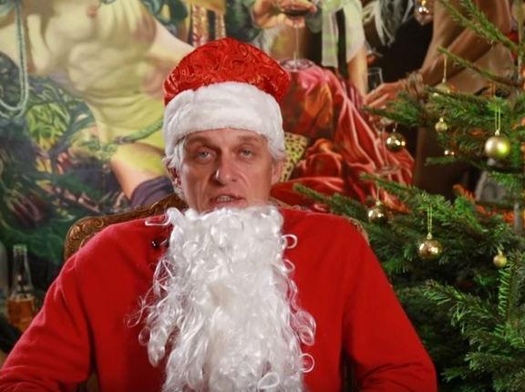 Кадр из видеообращения Олега Тинькова