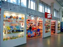В ростовском аэропорту открылись три магазина