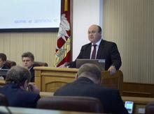 Евгений Голицын будет руководить аппаратом губернатора Челябинской области