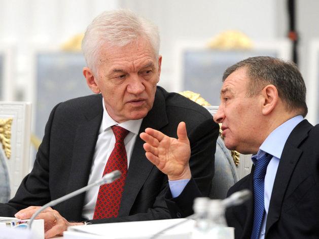 Бизнес друзей Путина: какие активы потеряли за год Ротенберги и Тимченко?