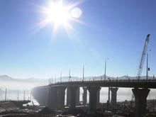 Красноярцам представят эскизы нового моста через Енисей
