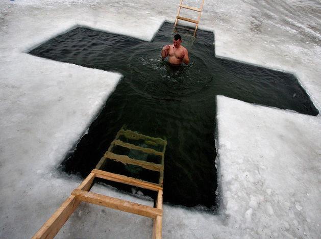 Семь правил безопасного крещенского купания