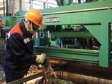 Таганрогский «Красный котельщик» завершил один из этапов модернизации производства