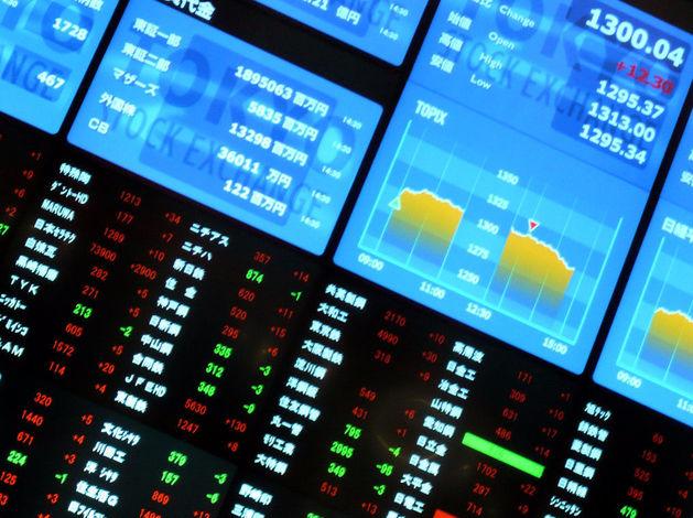 Российские акции скакнули вверх от роста цен на нефть и укрепления рубля