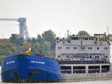 Акция протеста против турецкого судовладельца началась в порту Ростова