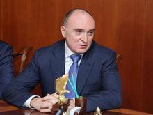 Борис Дубровский улучшил свои позиции в рейтинге эффективности губернаторов