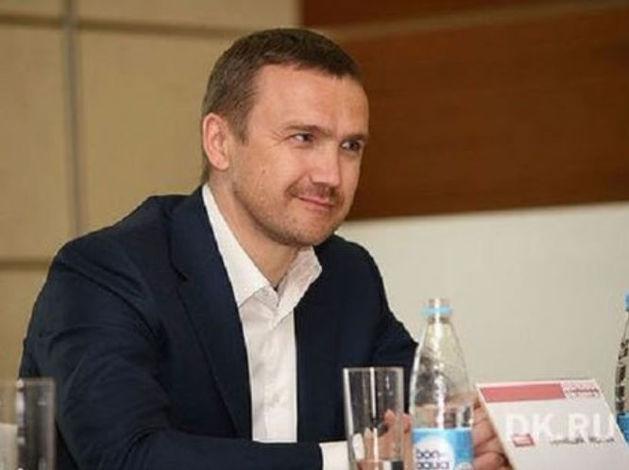 На фото директор PRED GROUP Геннадий Черных