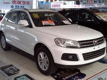 Китайский автоконцерн Zotye заходит на российский рынок