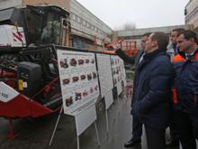 «Ростсельмаш» готов полностью заменить импорт на рынке сельхозтехники