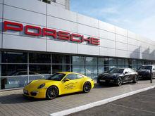 Компания «Престиж-Авто» осталась дилером Porsche в Красноярске