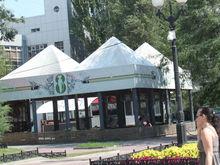Власти Ростова изменили правила размещения летних кафе
