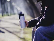 Кофе для стоящих в пробке начали выдавать новосибирские бизнесмены
