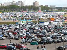 Авторынок Екатеринбурга стал лидером падения среди крупных городов