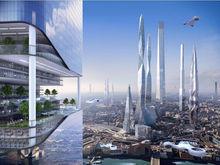 Ученые: через 100 лет мы будем жить в подводных городах