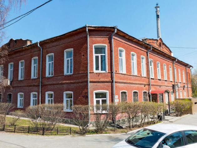 Здание Екатеринбургского экономико-технологического колледжа
