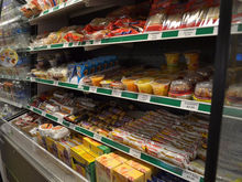 На месте фреш-маркета «Алое поле» решено открыть известный продуктовый магазин