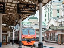 В Красноярске обновят парк городских электричек и построят три новые станции