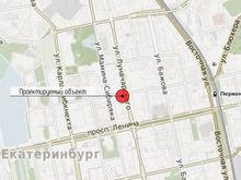 Напротив «Черного тюльпана» в Екатеринбурге хотят построить «патриотический» хостел. ФОТО